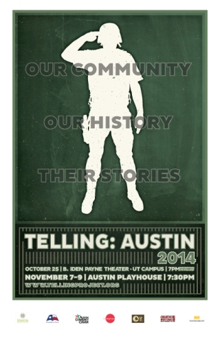 Telling100914_11X17poster